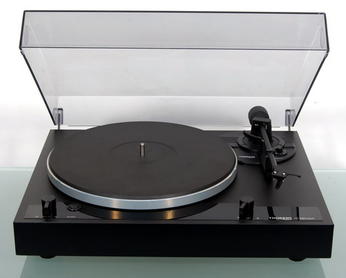 thorens td 280 mk ii highend plattenspieler mit ortofon. Black Bedroom Furniture Sets. Home Design Ideas