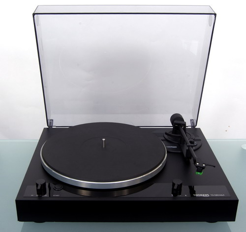 thorens td 280 mkii highend plattenspieler at95e neu ebay. Black Bedroom Furniture Sets. Home Design Ideas